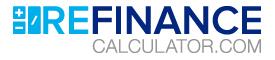 RefinanceCalculator.com